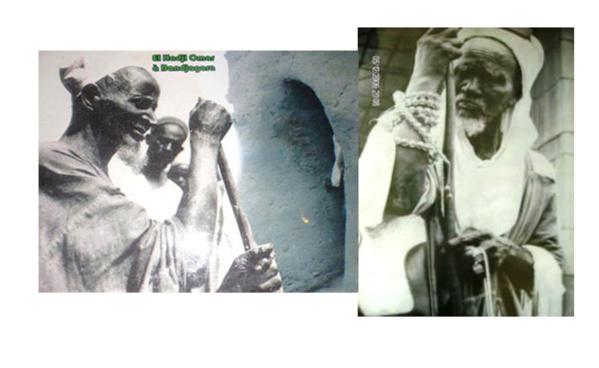 Accueil du « fameux sabre » d'El Hadj Omar Tall à Dakar : Comment le Pr Abdoulaye Sokhna Diop à gâché la fête