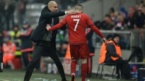 """Bayern, Ribéry : """"Je préfère gagner la C1 plutôt que la Bundesliga"""""""