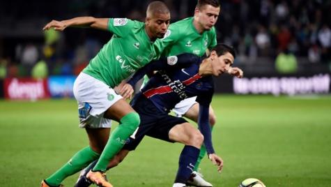 Paris SG-Saint-Etienne (1-1) : Le PSG perd encore des points