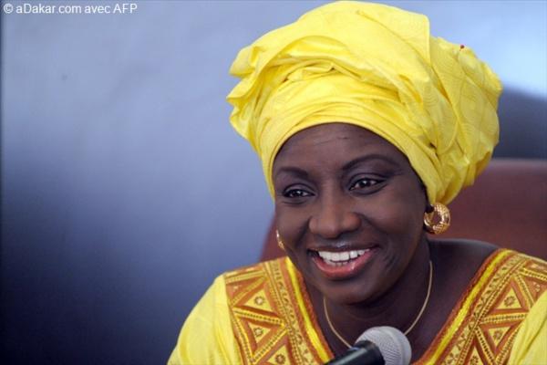 Radiation d'Ousmane Sonko : Mimi Touré se dit assez surprise de la décision de la Commission disciplinaire, mais…