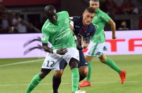 Ligue 1 française : Cheikh Mbengue blessé
