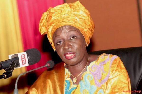 Aminata Touré: « Quand une opposition n'arrive pas à attaquer le bilan… »