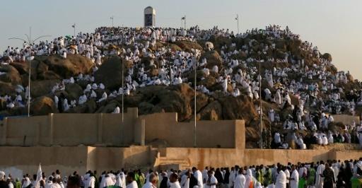 La Mecque : 1.855.406 pèlerins, dont 1.325.372 affluent sur le Mont Arafat, moment fort du Hajj