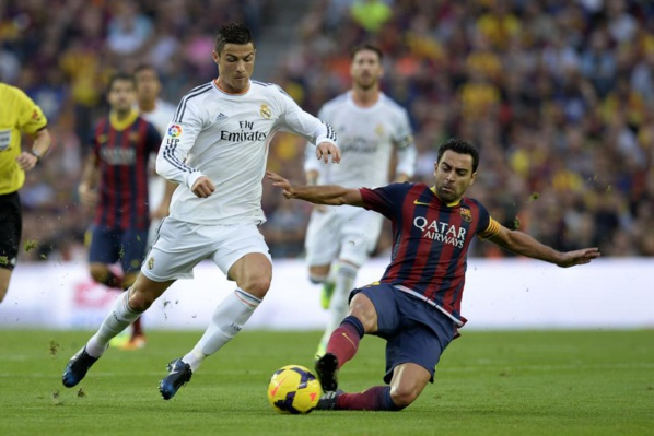 "Cristiano Ronaldo clashe Xavi : ""il joue au Qatar, il n'a aucune importance"""