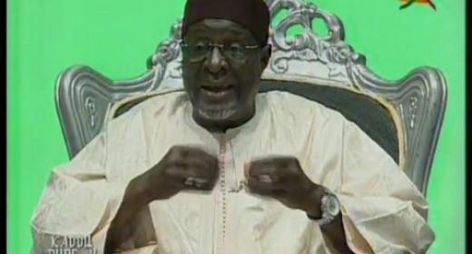 Imam Dame Ndiaye : «Les Sénégalais doivent éviter de trop conjecturer sur autrui»