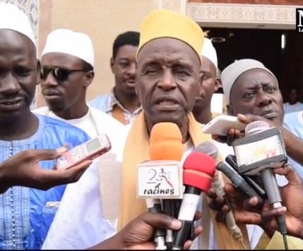 """""""L'envie, la méchanceté et l'hypocrisie, les principaux maux de la société sénégalaise"""", selon l'Imam ratib de Saint-Louis."""