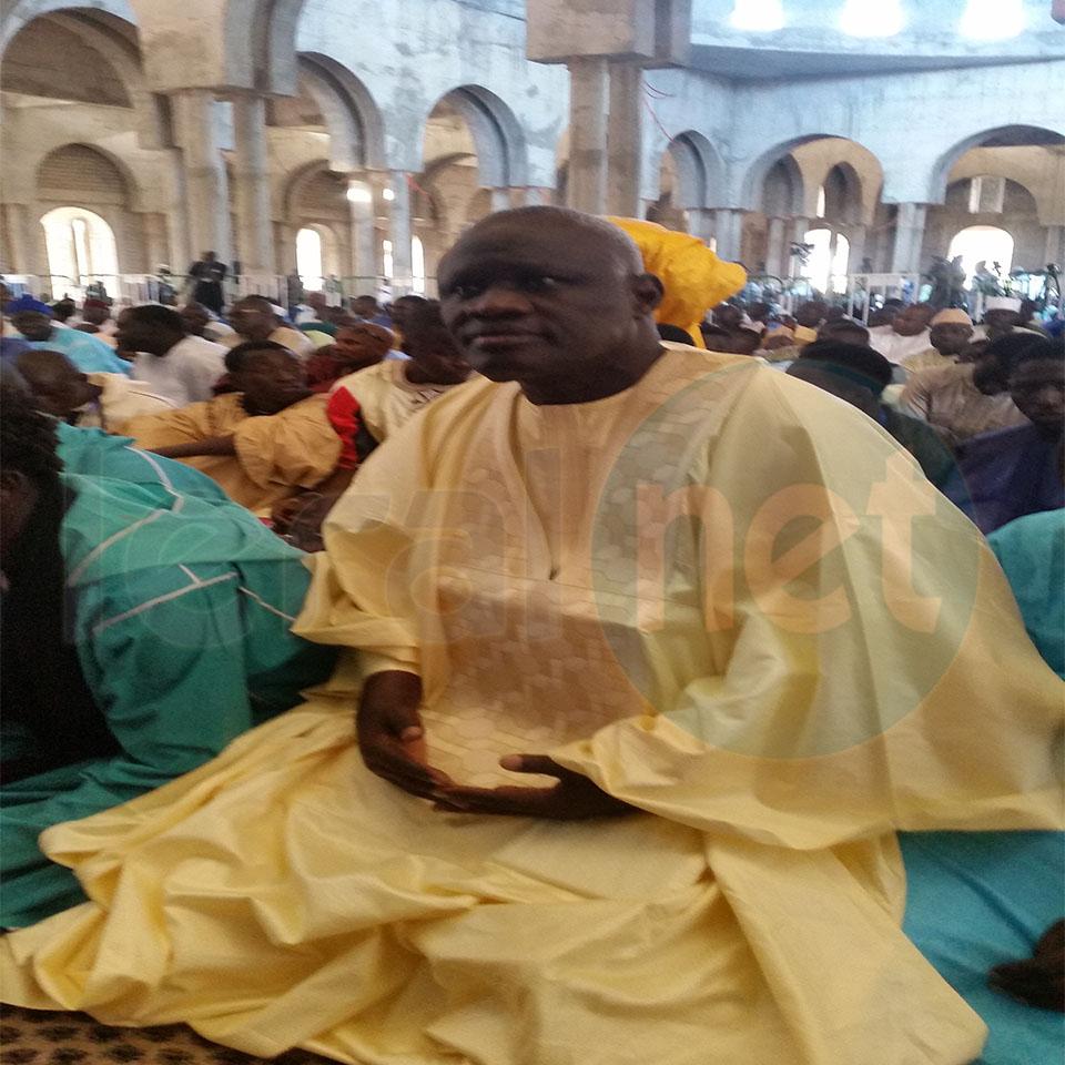 Tabaski 2016 : Gaston Mbengue à Massalikoul Djinane
