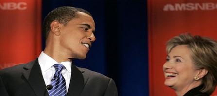Obama est 'mon candidat', affirme Hillary Clinton à Denver