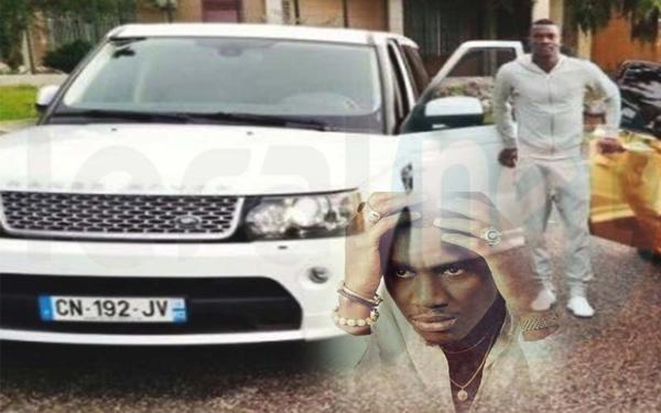 """Ibrahima Touré : """"C'est peut-être la chanson de Wally Seck qui m'a collé cette réputation de flambeur"""""""