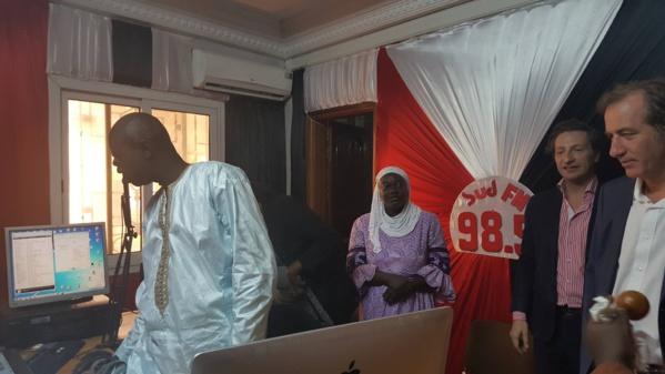 Christophe Bigot, le nouvel Ambassadeur de France au Sénégal, guest star de l'émission «Perspectives» de Sud FM ce dimanche