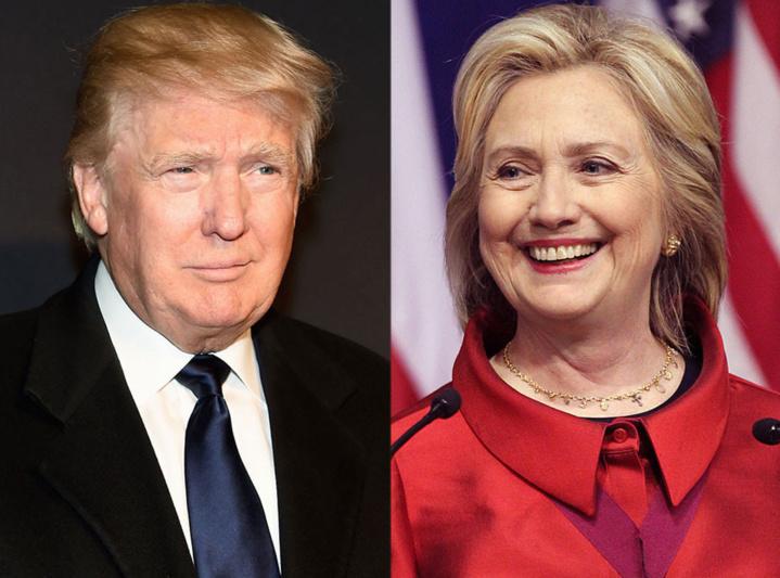 Donald Trump remonte dans les sondages, l'avance d'Hillary Clinton a fondu