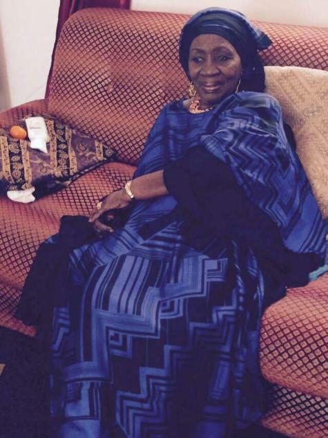 Nécrologie: Oulimatou Bâ Dia, la veuve de Mamadou Dia n'est plus