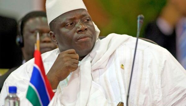 Gambie : Jammeh limoge Ousmane Sonko, son ministre de l'Intérieur