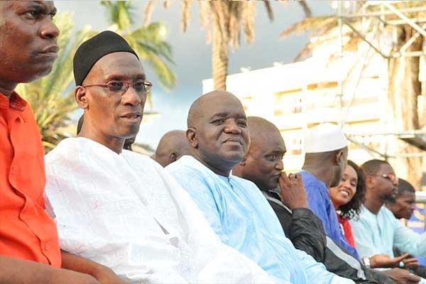 Image - Sénégal - Protestation contre les dérives du régime de Macky Sall : L'opposition manifeste devant les Nations-Unies
