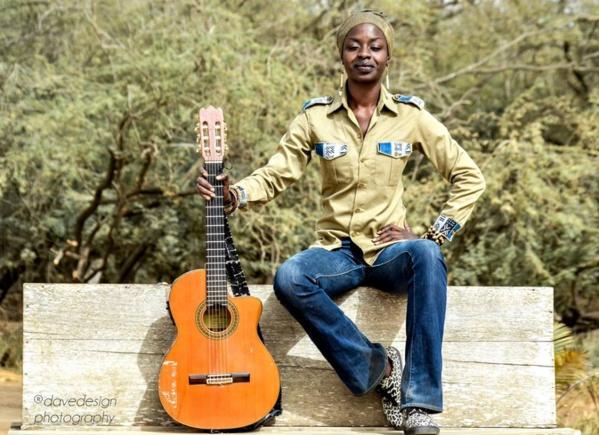 Prix découverte Rfi : La musicienne sénégalaise, Daba Makouredjah fait partie des dix finalistes