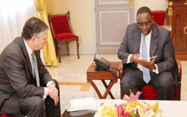 Débat en cours sur le pétrole sénégalais : Macky Sall reçoit à New-York le boss de Kosmos Energy