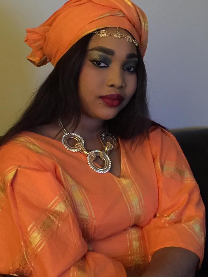 La ravisante épouse de Mamadou Ndoye Bane de la Tfm