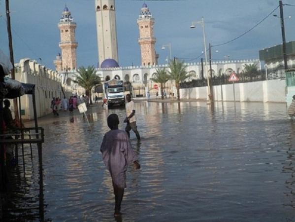 Magal de Touba 2016: le comité d'organisation s'inquiète pour les inondations