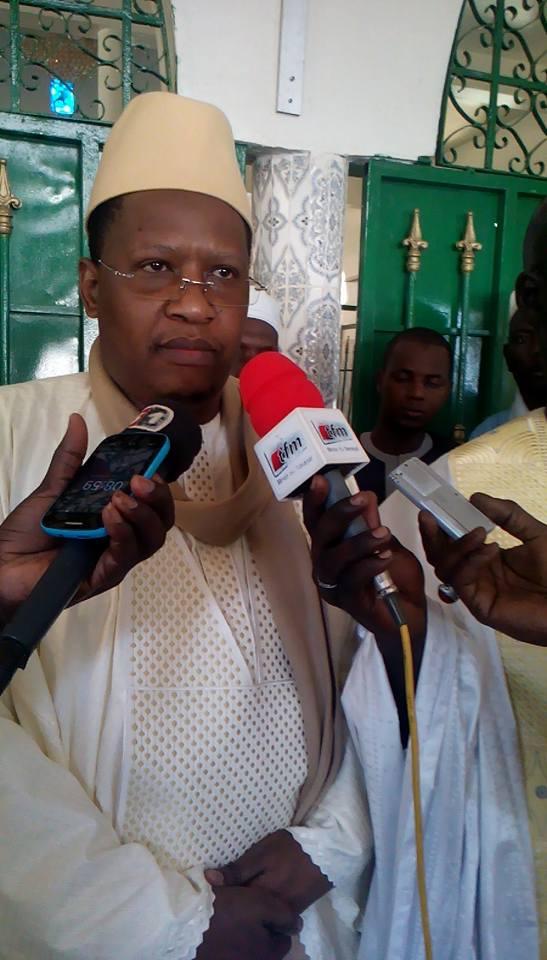 Rappel à Dieu de Cheikh Bounana Aidara : la communauté oumarienne présente ses condoléances à la confrérie Khadriya