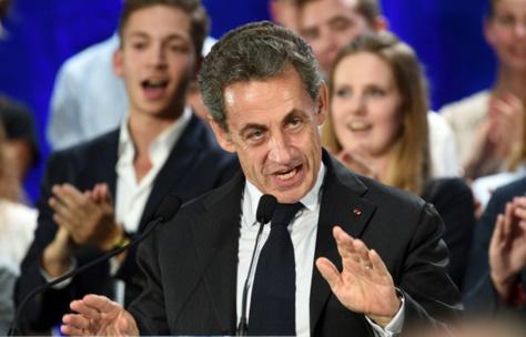 « Ici c'est la France, c'est pas le Gabon », lance Nicolas Sarkozy à des étudiants gabonais