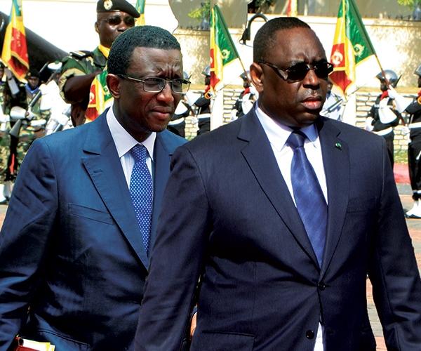 Controle de l'Apr dans la capitale : Macky offre Dakar à Amadou Bâ