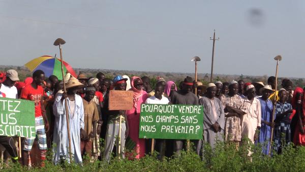Leurs champs transformés en carrière d'exploitation de latérite : Des populations de Notto Diobass crient au scandale