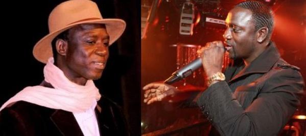 Thione Seck rêve d'un duo avec Akon
