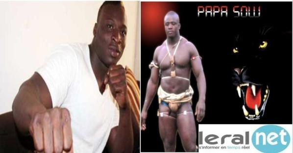 Lutte traditionnelle : Ama Baldé affrontera Papa Sow en 2017