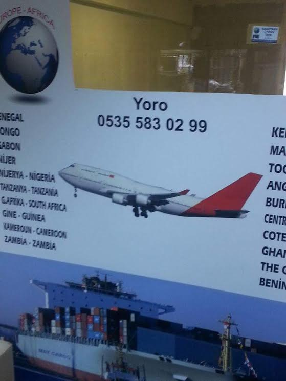 Pour vos déplacements en Turquie, Yoro , votre guide infaillible ...au  +90 212 516 75 63