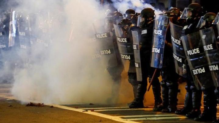Charlotte : la colère des élus noirs face à la violence policière