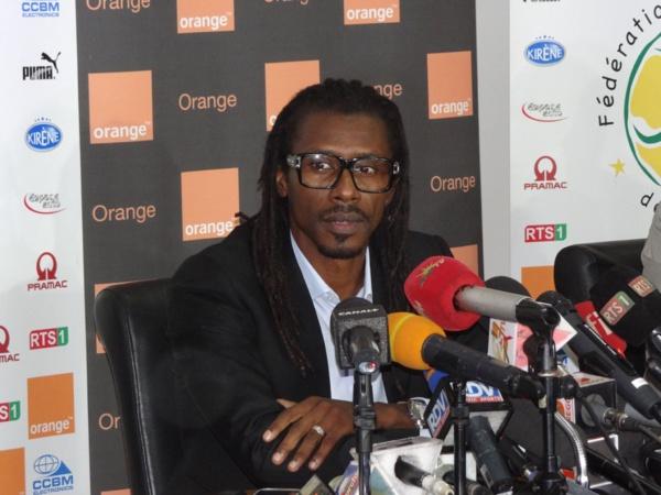 Sénégal-Cap Vert : Aliou Cissé sort une liste de 24 joueurs