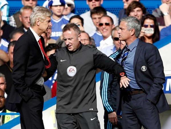 """Mourinho sur Wenger : """"Un jour, je lui exploserai la gueule"""""""