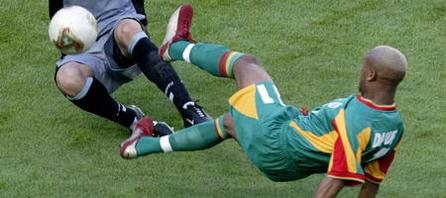 Sénégal-Algérie: Elhadj Diouf déclare  ''Ce sont des joueurs de football comme nous, pourquoi les craindre?''