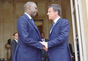 """Mahammad Dionne sur la convention de financement entre l'Afd et le Sénégal : """"D'un objectif de 282 milliards en 2014, nous sommes à 317 milliards FCfa"""""""