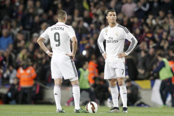 Real Madrid : Cristiano Ronaldo et Benzema envoyés sur le banc !
