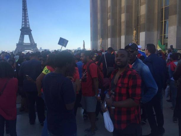 Les Gabonais de Paris rejettent la décision de la Cour Constitutionnelle et proclament Jean Ping Président