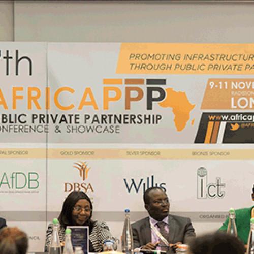 PPP en Afrique : Une conférence s'ouvre à Londres en octobre