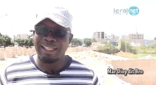 VIDEO: La mairie de Grand-Yoff procède au déguerpissement de son  parking pour location et vente de véhicules, Monsieur Mar Diop parle d'opérations clandestines et annonce une plainte