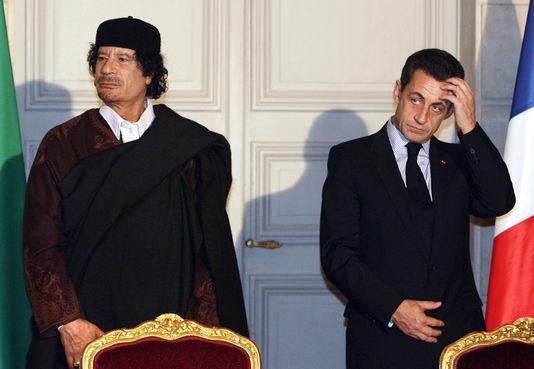 Campagne de Sarkozy en 2007 : le soupçon de financement libyen relancé