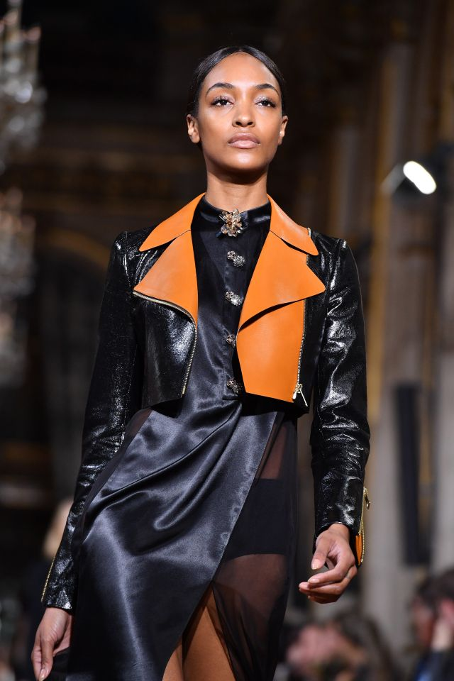 Fashion Week Paris : Amirez les belles photos du défilé Lanvin