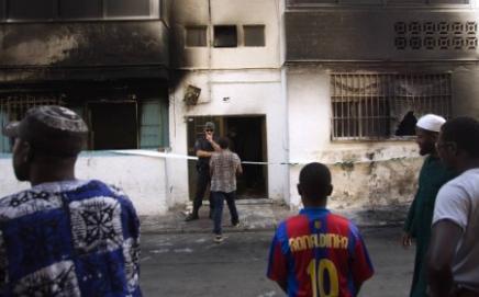 Affrontements entre immigrés et police en Espagne