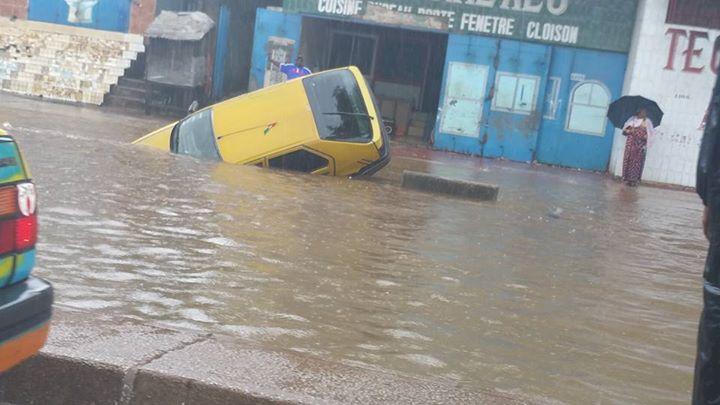 Ouest de la Côte d'Ivoire : 20 morts en un mois après de fortes pluies