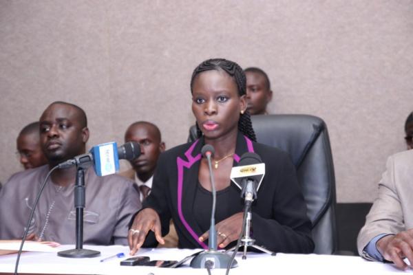 """Attaques contre Aliou Sall : Thérèse Faye """"désapprouve la démarche"""" de Mame Mbaye Niang et assène ses vérités"""