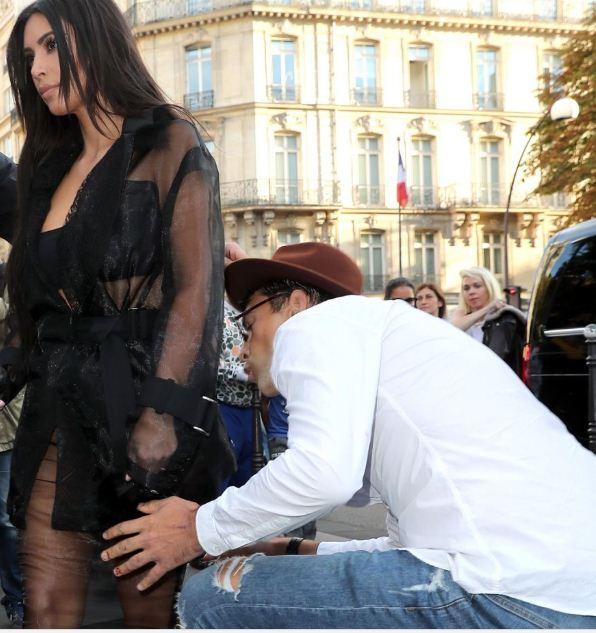 L'agresseur de Kim Kardashian s'explique