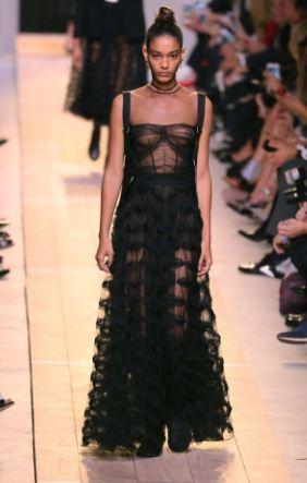 Fashion week de Paris : le défilé de Dior