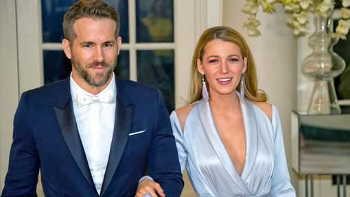 Blake Lively a accouché de son deuxième enfant
