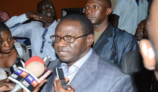 """Pape Diop: """"Aliou Sall n'est que la face visible de l'affaire Petro Tim, il y a d'autres personnes cachées derrière lui """""""