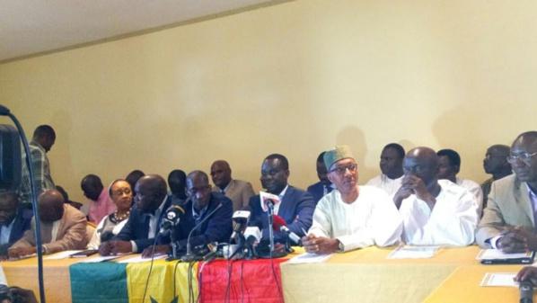 Affaire Petro Tim: le Fds/Mànko Wattu Senegal répond le premier ministre, Mouhamed Boun Abdallah Dionne le lundi prochain