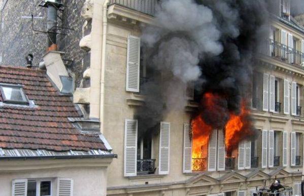 Il tente d'incendier sa femme : elle est indemne, lui, gravement brûlé