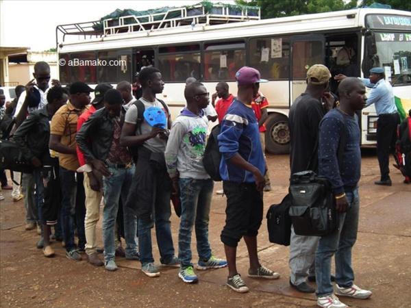 Emigration: l'Algérie sur le point de rapatrier près de 1500 sénégalais